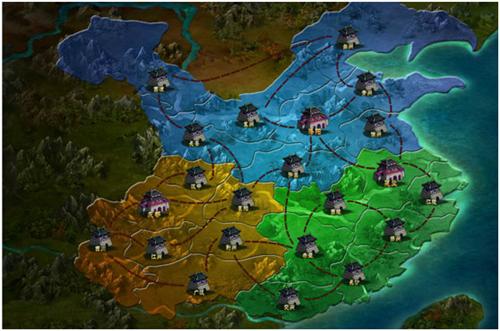 如龙0真岛地图