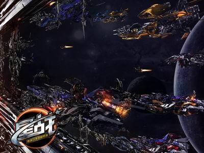 网页游戏:星战