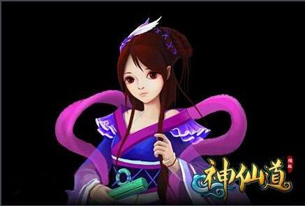 最好玩的网页游戏前十名:神仙道
