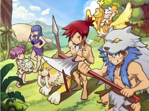 最好玩的网页游戏前十名:石器时代