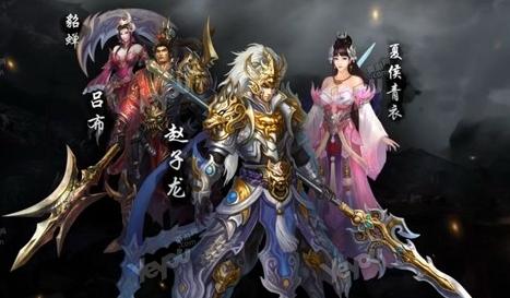 2016年最火的网页游戏排行榜:武神赵子龙