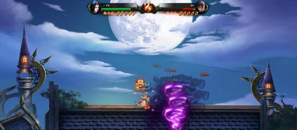 斗罗大陆游戏图片:斗罗大陆战斗画面
