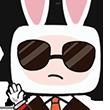 累计充值赠送兔子头像