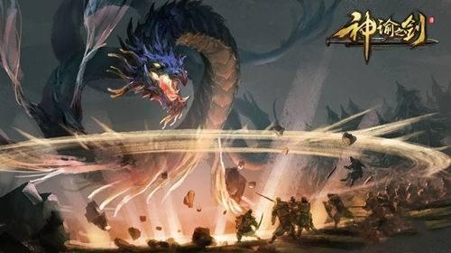 最火的三国类网页游戏第八名:神谕之剑