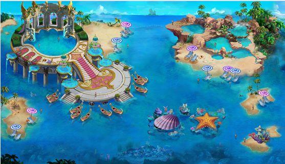守卫雅典娜浪漫沙滩