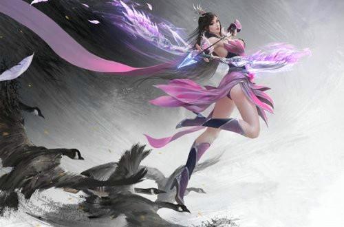 2017年网页游戏前十名:狂仙