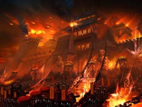 网页游戏:铁血皇城