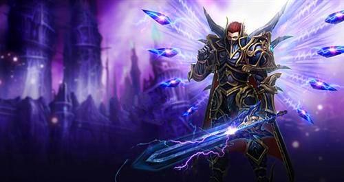 最火的网页游戏:大天使之剑