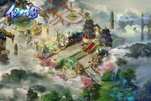 仙侠类网页游戏:仙谕