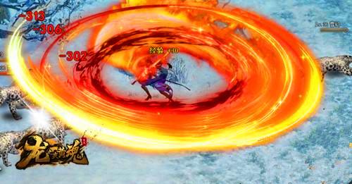 网页游戏:龙之炎黄魂