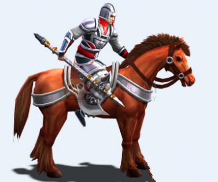 三国群雄传骑兵