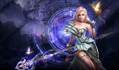 2017年最火的网页游戏:神龙战士