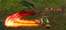 传奇类网页游戏:龙之战神