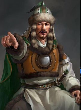 热血三国野地将:彻里吉