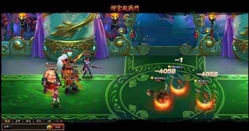 神仙道2战斗操作:更佳的游戏策略性